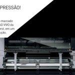 Durst realiza Live para demonstração da P5 350 com tecnologia LED